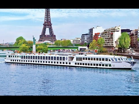 Seine River Cruise on the River Baroness 2016