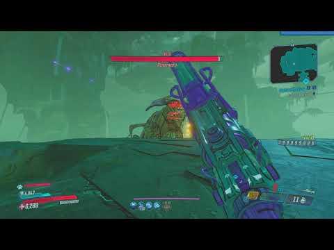 Borderlands 3 Kill Graveward WITH Negative Mods