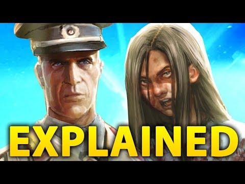 THE COMPLETE ALPHA OMEGA STORYLINE EXPLAINED (End Cutscene Analysis - Black Ops 4 Zombies Story)