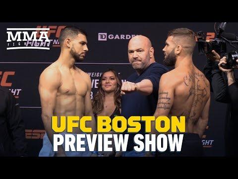 UFC on ESPN 6 preview show