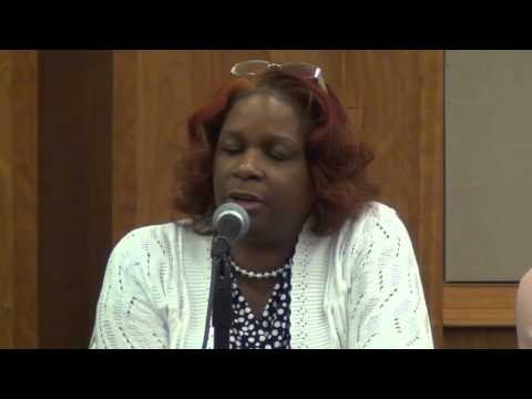 Camden Schools and the Future of Urban Education in New Jersey - Chapter 2, Panel discussion