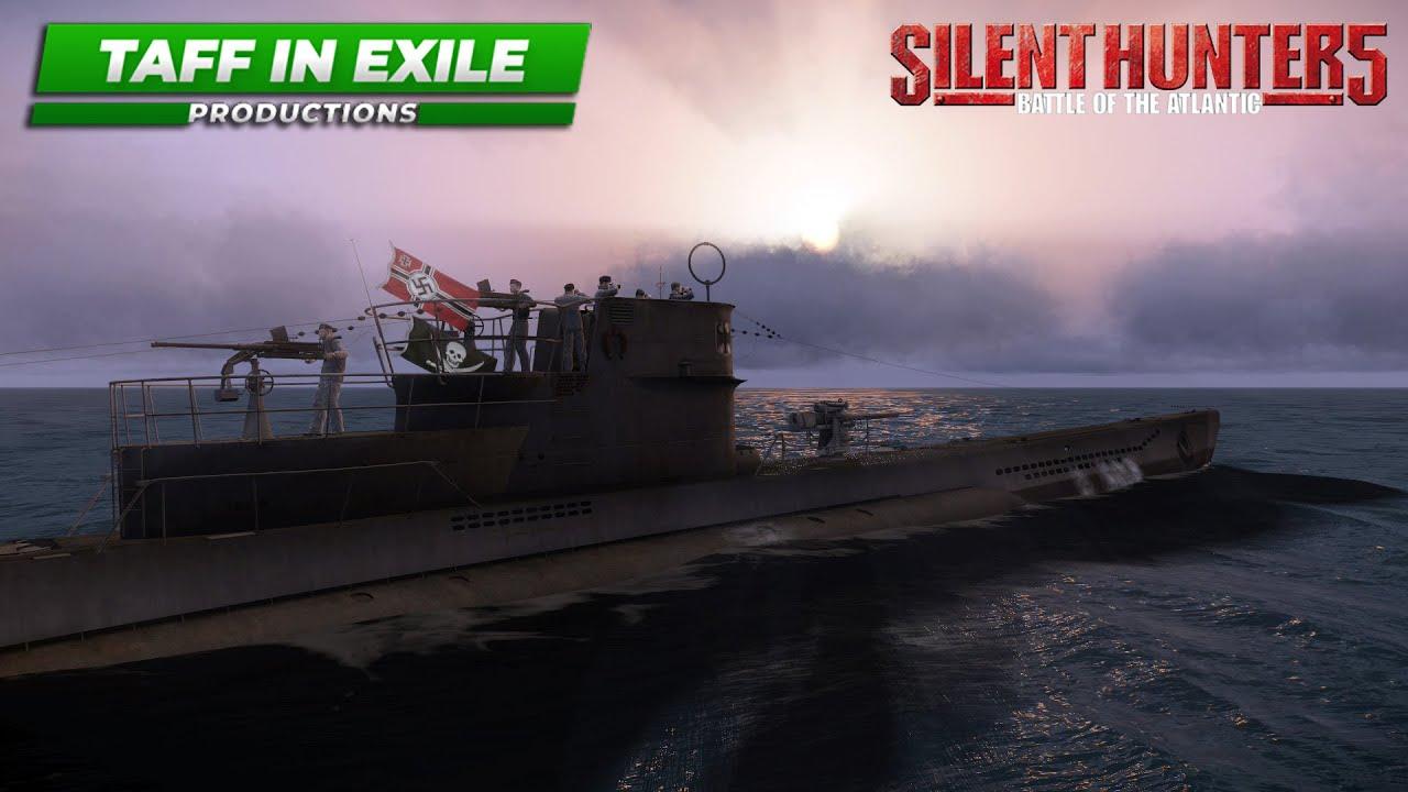 Download Silent Hunter 5 | The Black Pit | Patrol Log 19 - Acting Alone!
