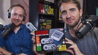 GK (pas) Live spécial Super NES mini
