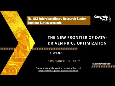 The New Frontier of Data-Driven Price Optimization