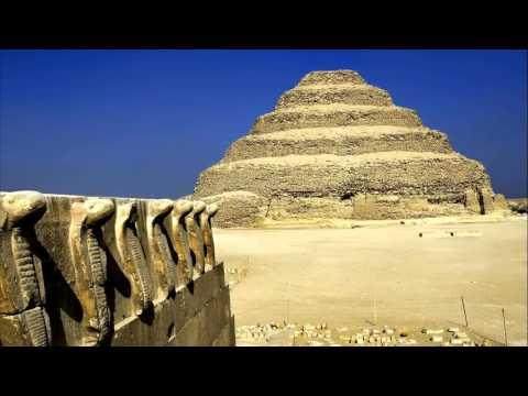 Pyramid of Djoser - YouTube