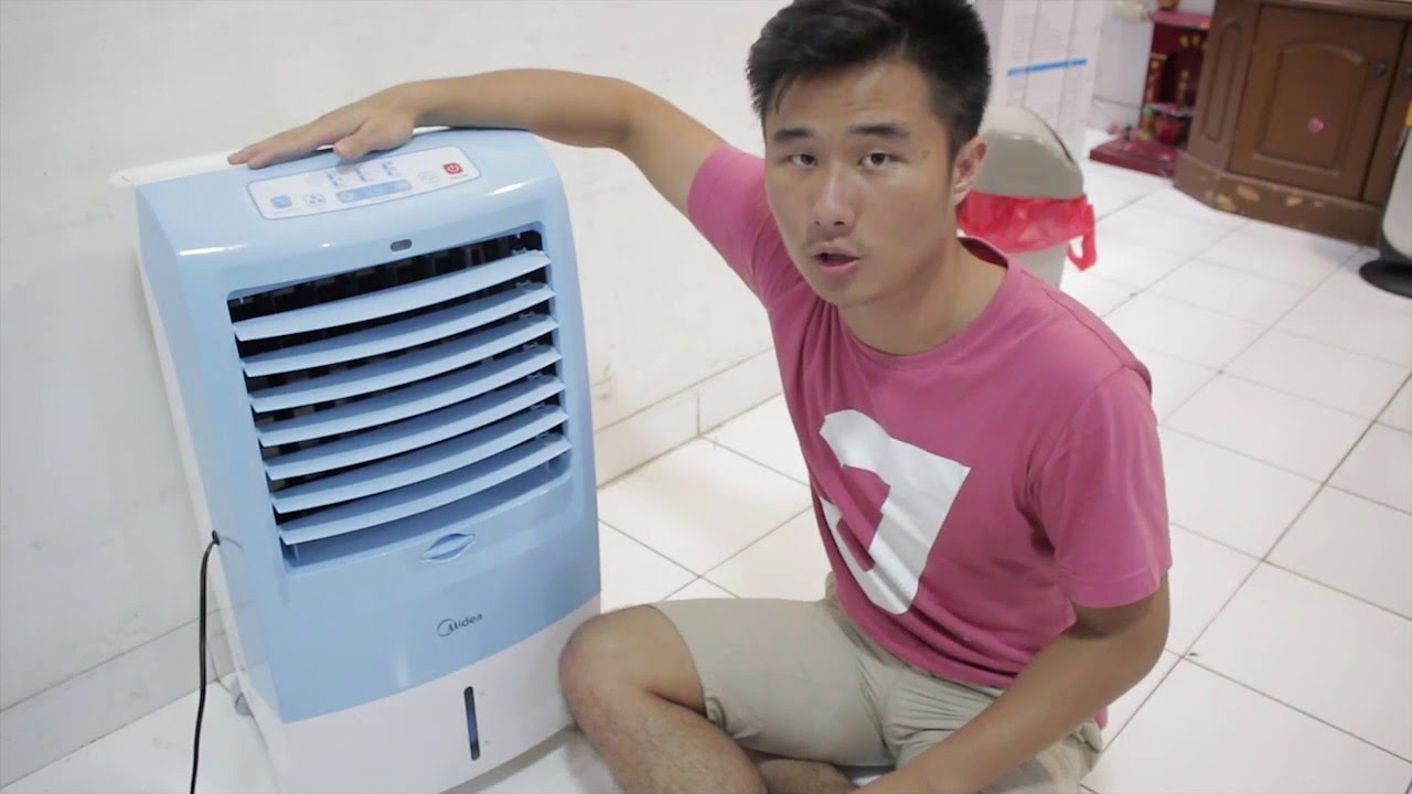 Midea Air Cooler Utama Mega Youtube