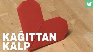 Origami : Cœur En Papier