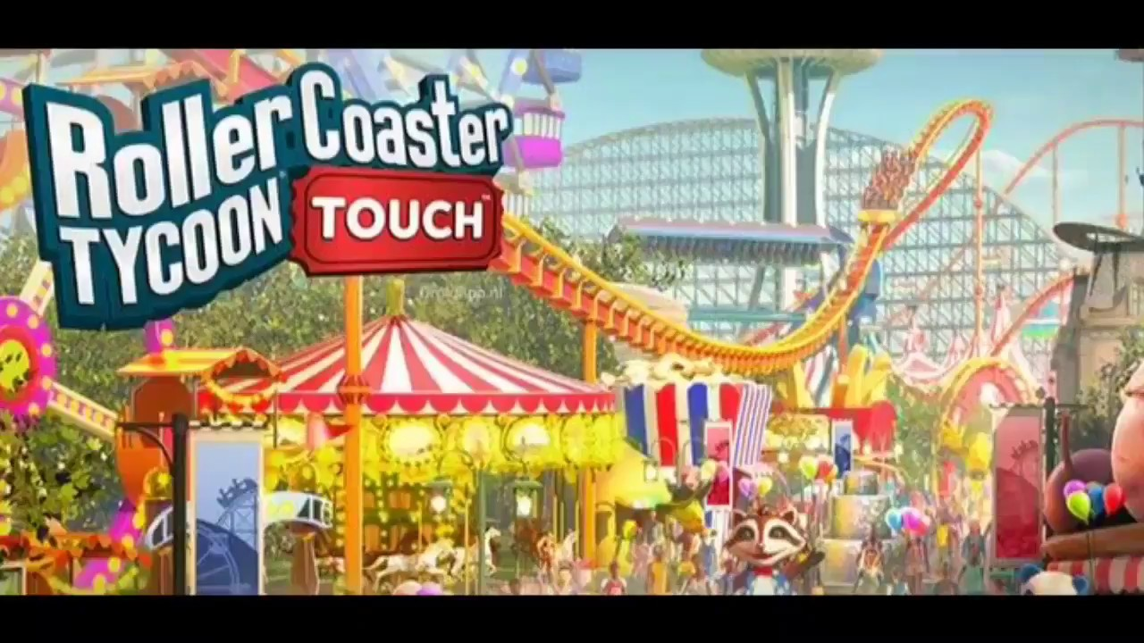 rollercoaster tycoon classic mod apk unlimited money
