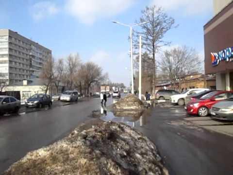 МО Старая Купавна ул Кирова д 19 видео 2 от 28 02 2015