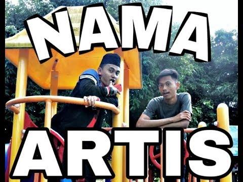 NAMA ARTIS