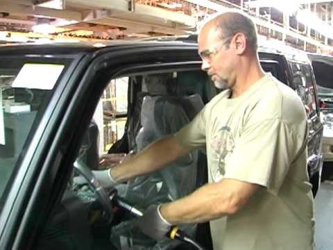 Chrysler Reopens Jefferson North Assembly Plant in Detroit, Michigan