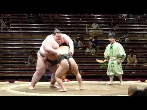 Amanoshima (0-1) - Orora (1-0) , Sumo : Natsubasho '15