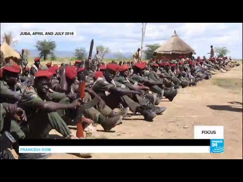 South Sudan: UN warns of famine and human rights violations