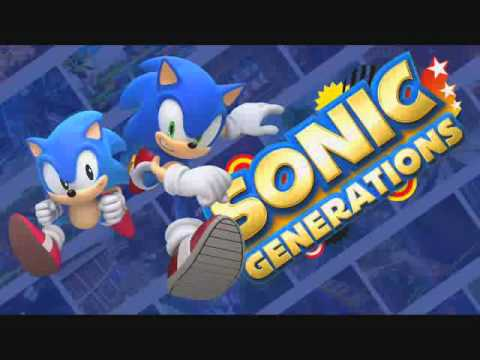 Rooftop Run (Classic) Theme - Sonic Generations - 10 Hours Extended