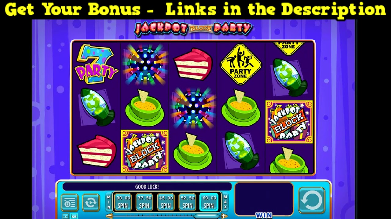 Jackpot Block Party Download