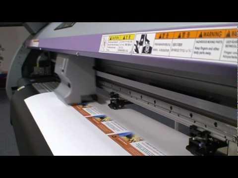 Mimaki CJV30 Series: Adjusting Media Comp & Droplet Pos Settings - All  Graphic Supplies