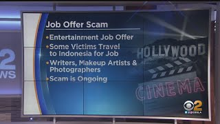 FBI Searching For Victims Of Entertainment Industry Job Scam
