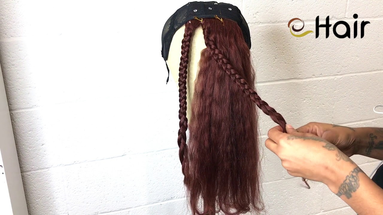 Yaki Human Hair Color 33 Styling Ehair Outlet Youtube