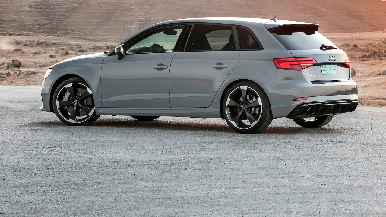 2017 audi rs3 sportback test drive 400hp topspeed 174. Black Bedroom Furniture Sets. Home Design Ideas