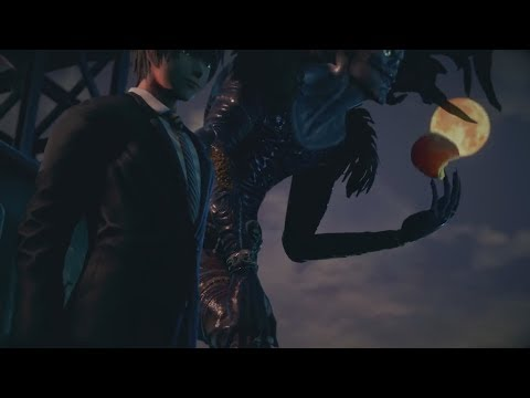 JUMP FORCE - Death Note Teaser Trailer With Ryuk And Yagami Light
