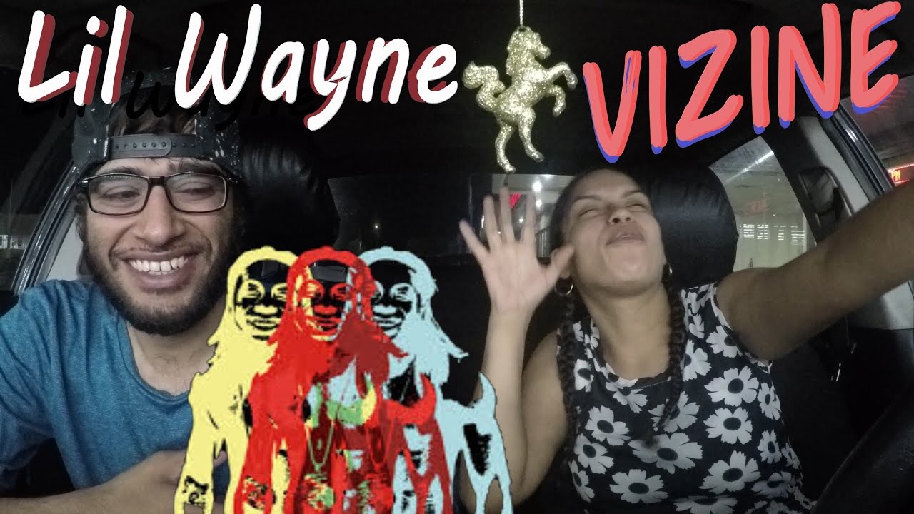 LIL WAYNE | VIZINE | 🔥🔥 | REACTION REACTION🙏💕