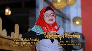 HALISA AMALIA - TERBAYANG WAJAHMU [ Official Music Video ]