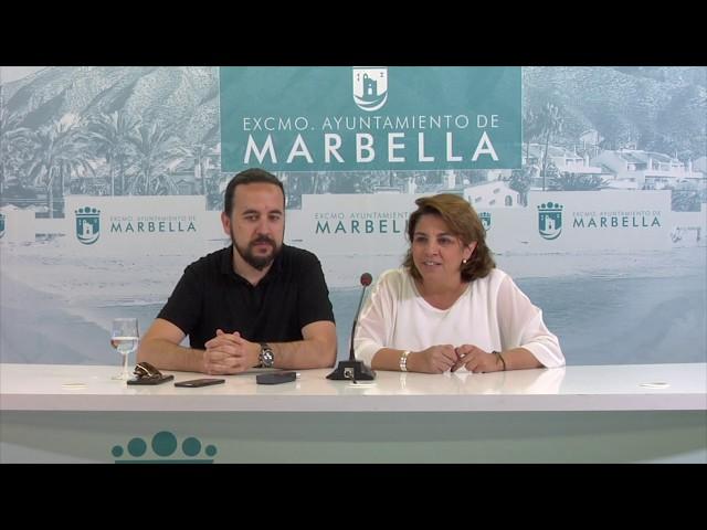 Presentación de la III Edición del Festival de Marbella