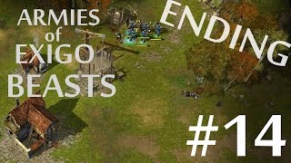 Armies of Exigo (Beasts Campaign) Walkthrough part 14  [No Commentary]