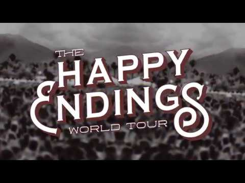 's Happy Endings World Tour