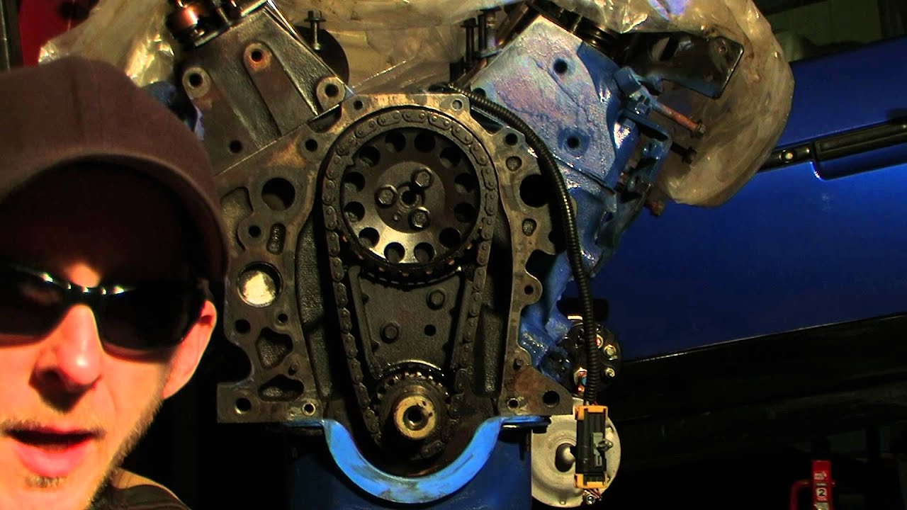 engine harmonic balancer pontiac  engine  free engine