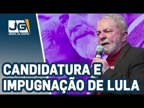 TSE decide se o mesmo ministro relata pedidos de candidatura e impugnação de Lula