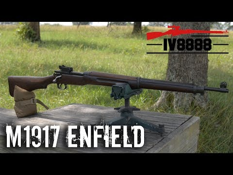 M1917 Enfield - YouTube
