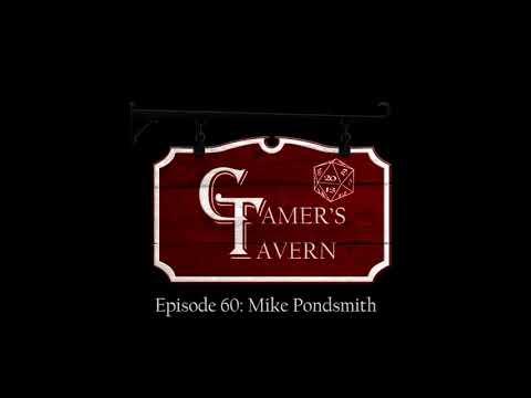 Gamer's Tavern Ep 60: Mike Pondsmith