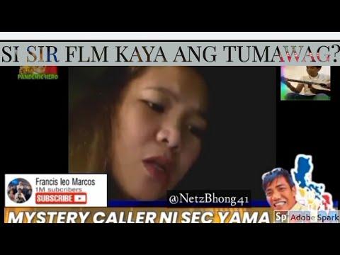 Download 17 August 2020 Ang mahiwagang caller sa live ni sec yhama.si sir FLM nga ba?
