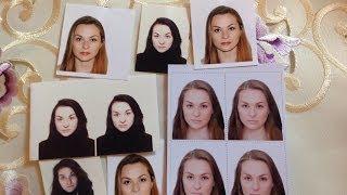 Как сделать хорошее фото на документы? Виза/Паспорт/Загран