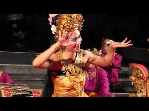 Bali Ubud Legong Dance
