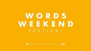 Words Weekend Festival: Gateshead 2019