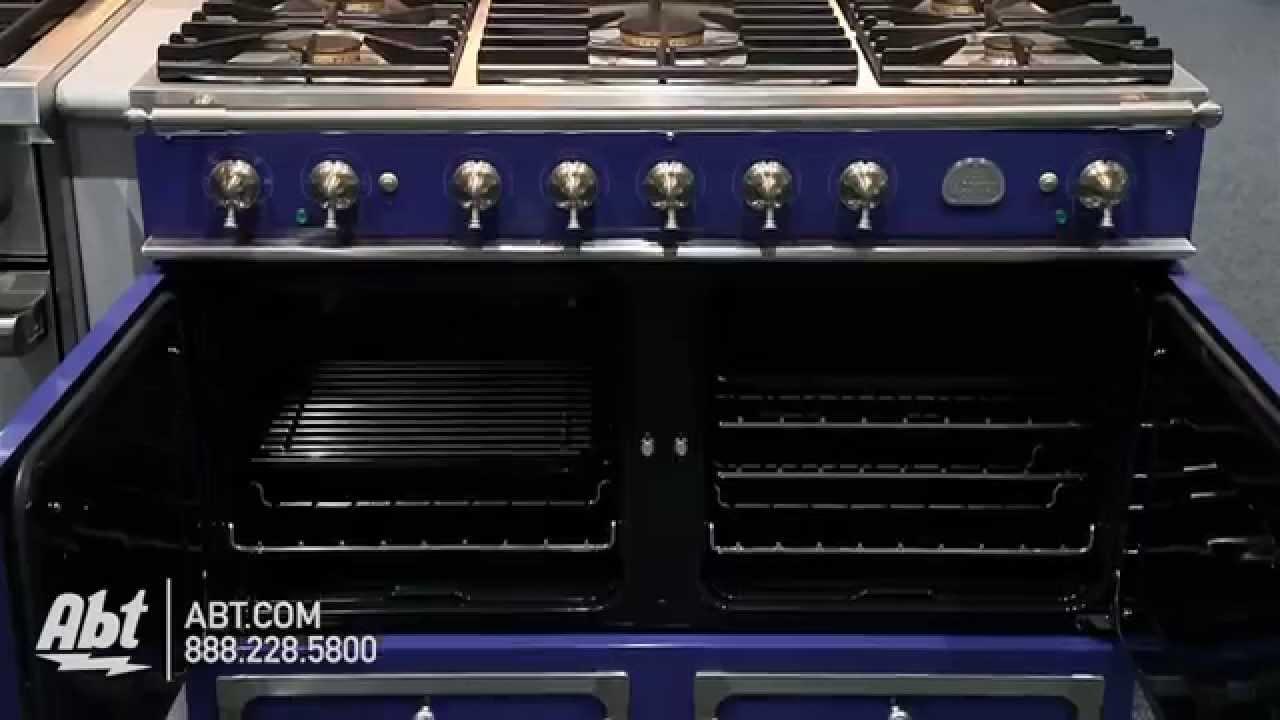 La Cornue 43 Dual Fuel Range C1rn Overview