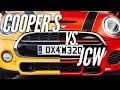 Mini Jcw Vs Mini Cooper S