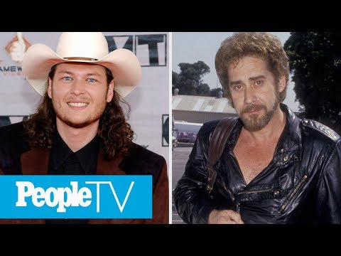 Blake Shelton Talks About The 'Heroes' In His Life — His 'Close' Friends | PeopleTV