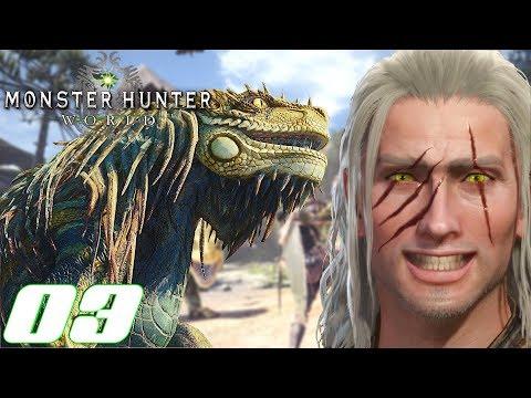 Monster Hunter World Ps4 German #03 Die Groß-Jagras Jagd thumbnail