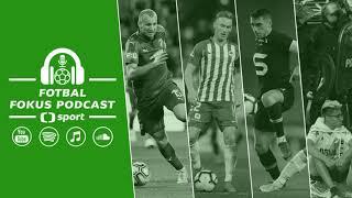 Fotbal fokus podcast: Uteče Plzni bez Krmenčíka boj o titul a kam by měl jít Ševčík?
