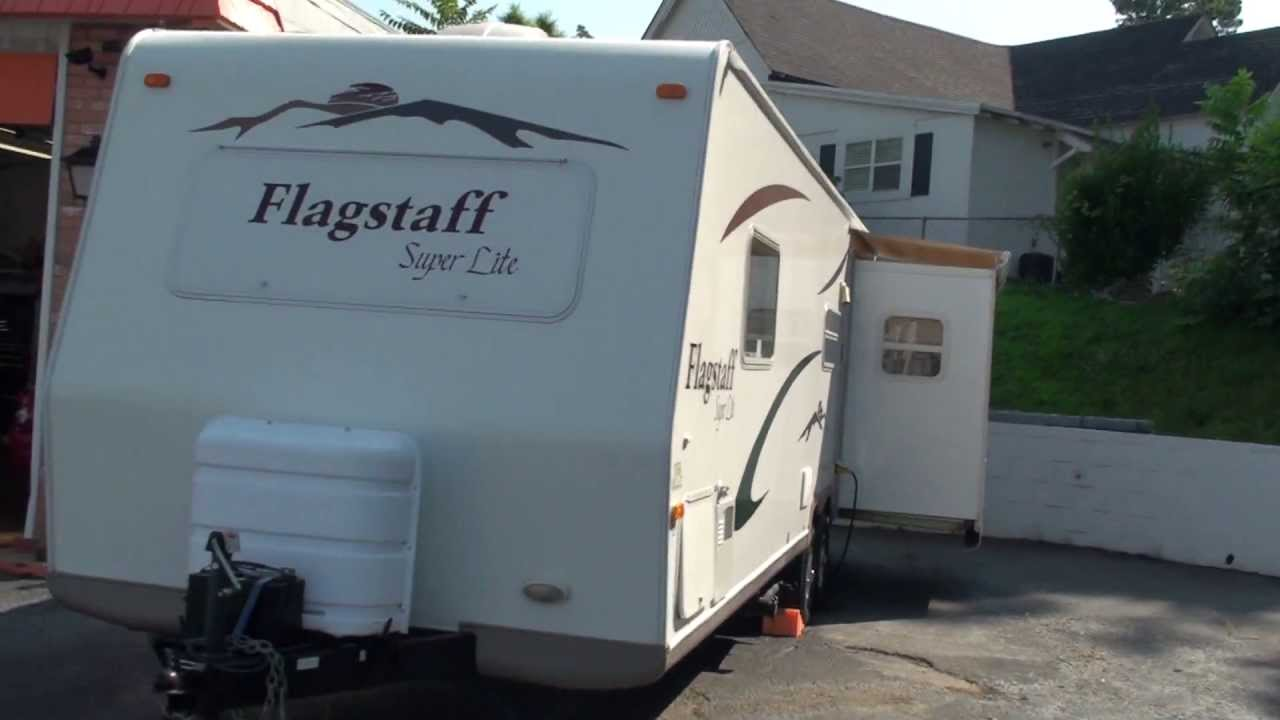 Ft Travel Trailer With Slide Out