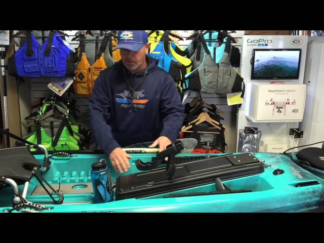 2016 Jackson Kayak Kraken 13.5 walkthrough