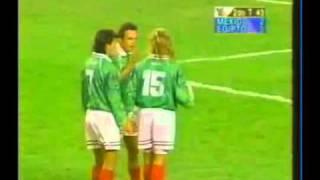 México vs Egípto Final Carlsberg Cup 1999