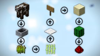 Redstone Alternatives for Minecraft PE
