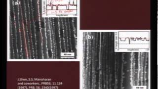 Mod-01 Lec-19 Applications of Scanning Tunneling microscopy
