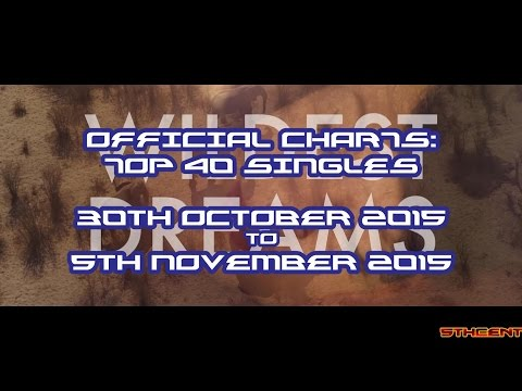 Official Charts (UK): Top 40 Singles (30th October 2015 - 5th November 2015)