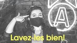 Marcelle - Lavez-les bien! (Official Audio)