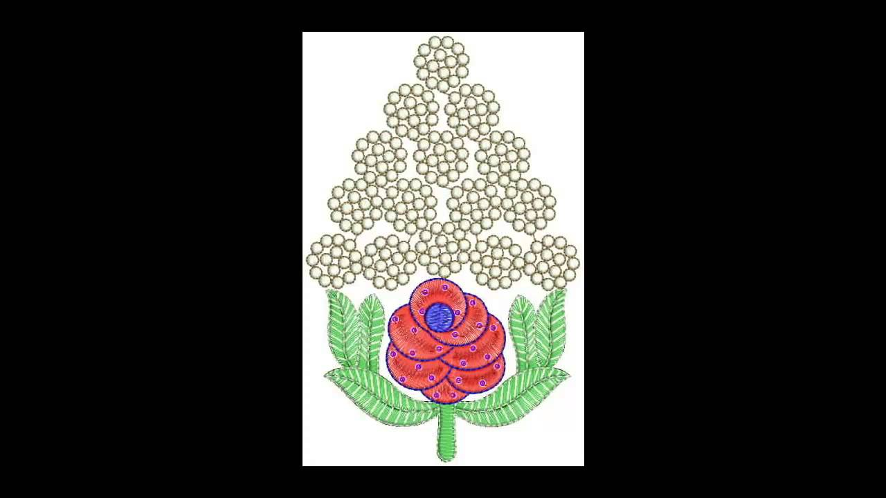 Free Applique Patch Embroidery Designs Oct Bulk Download Youtube